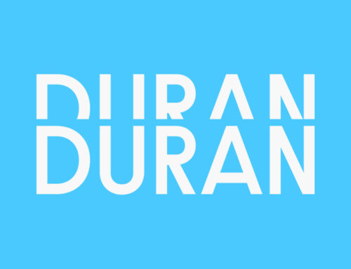 Duran Duran Mobile App Design & Development, Landing Page Design