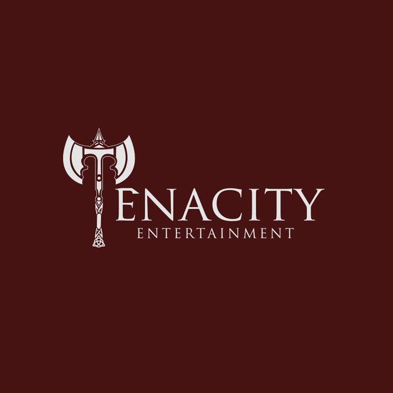 tenacity entertainment identity design production