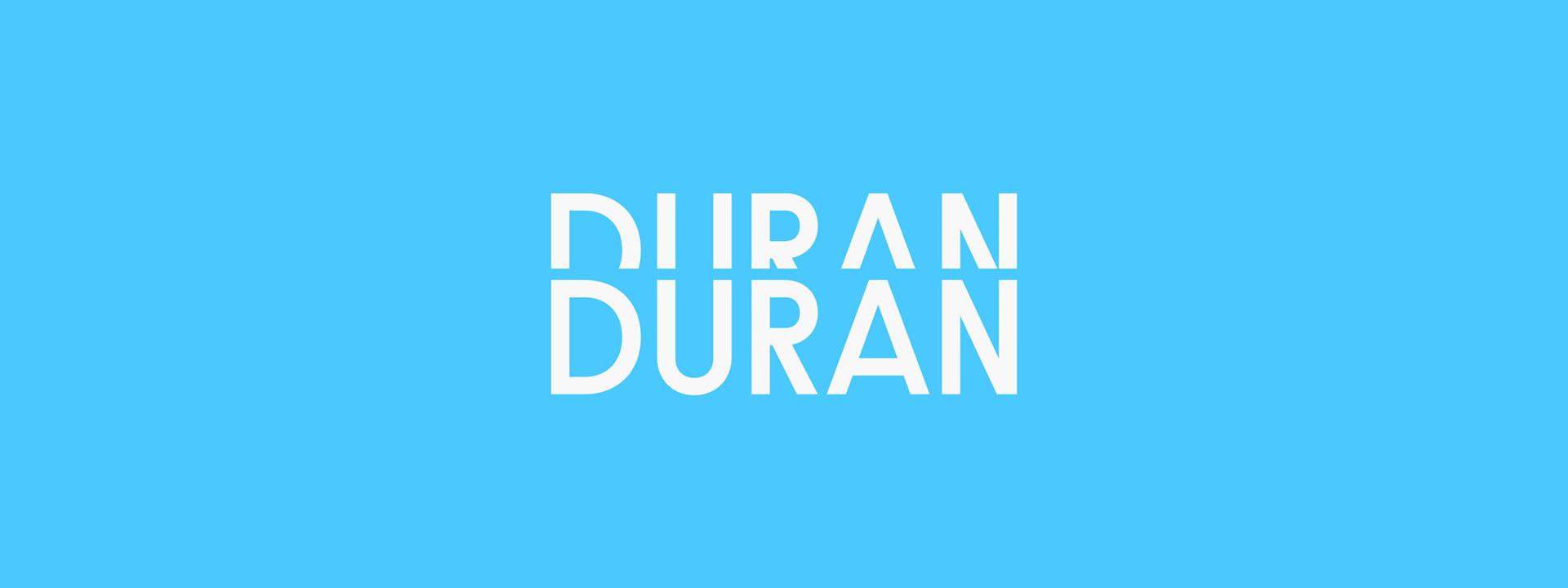 duran duran mobile app design development landing page design