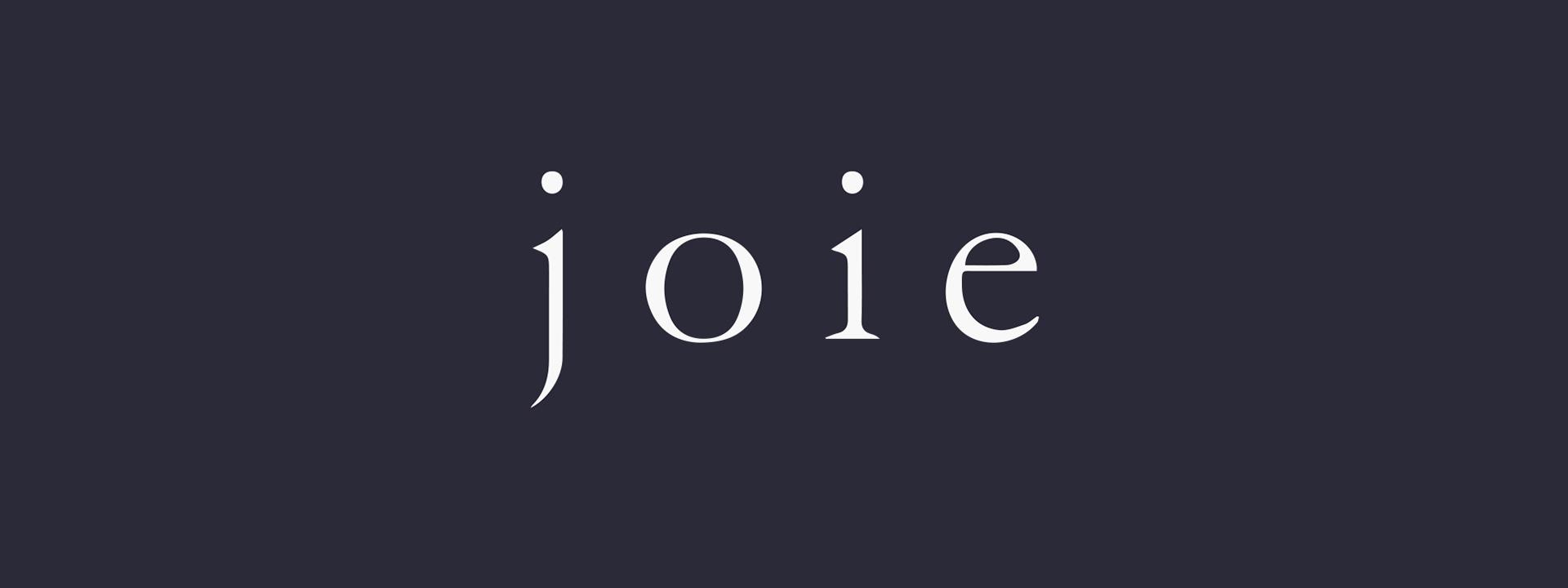 joie visual merchandising installation