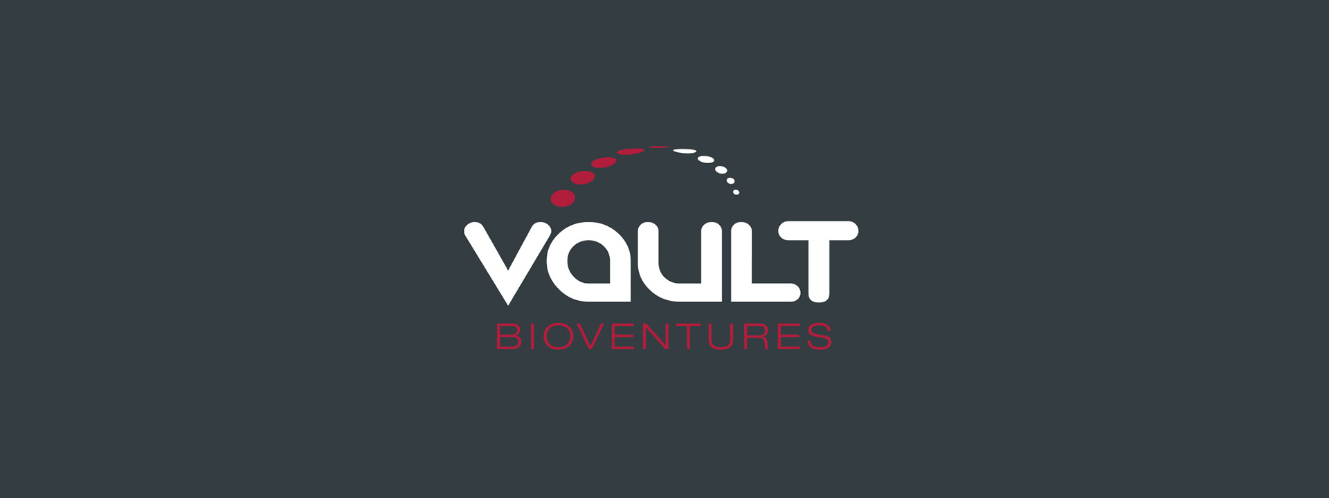 vault bioventures strategy identity design illustration