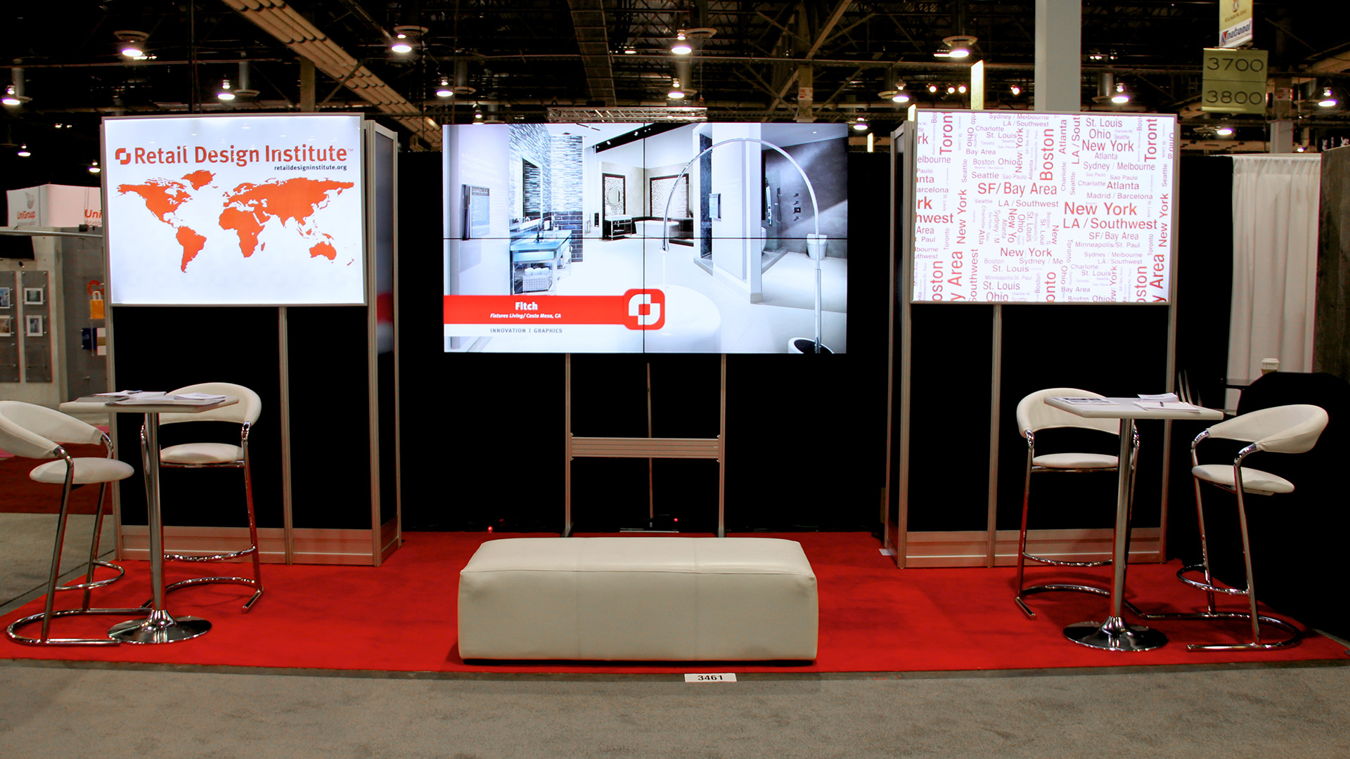 trade show booth design retail design institute